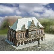 aue-verlag 30 x 20 x 20 cm Old Town Hall brême Allemagne Kit modèle