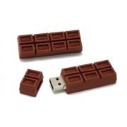 USB-stick chocolade 8GB