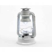 Kaemingk LED Gartenlaterne Petrol batteriebetrieben 24,5 cm