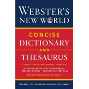 Webster's New World Concise Dictionary and Thesaurus by Editors Of Webster's New World College Dictionaries