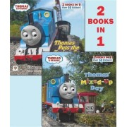 Thomas' Mixed-Up Day/Thomas Puts the Brakes on by Random House