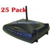 Siemens SpeedStream 6520 ADSL2+ Wireless Residential Gateway 25-PK