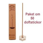 "Doftstickor ""Relaxation"", Veda Aromaterapi 50 stickor"