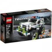 Конструктор Лего Техник - Полицейски джип - LEGO Technic, 42047
