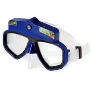 Камера вградена в очила за гмуркане