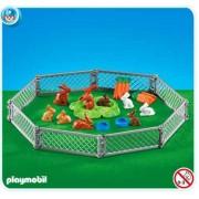 Playmobil Rabbit Pen