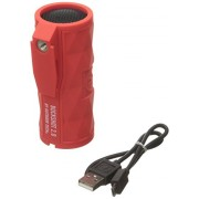 Outdoor Tech OT2301 Buckshot 2.0 Rugged Waterproof Super-Portable Wireless Speaker (Red)
