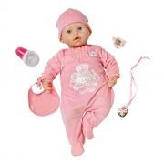 Zapf Creation 792810- Baby Annabel Bambola interattiva