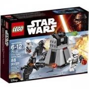 Конструктор Лего Стар Уорс - Боен комплект First Order - LEGO Star Wars, 75132