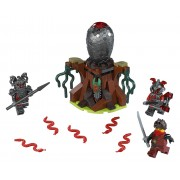 LEGO® NINJAGO™ Atacul Stacojiilor - L70621