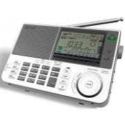 ATS-909 X Digitális szintézeres világvevő rádió fehér