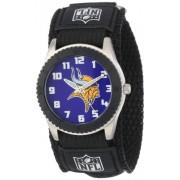 Game Time Youth NFL Rookie negro reloj, nfl, color Minnesota Vikings, tamaño talla única