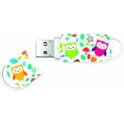 USB Flash Drive Integral Xpression Owls Mix 8GB
