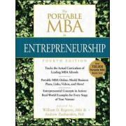 The Portable MBA in Entrepreneurship by William D. Bygrave