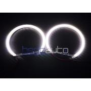 """LED Ангелски очи """"BESTAUTO"""" за BMW E46 Coupe Facelift (2002-2005) [A3007]"""