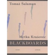 Blackboards by Tomaz Salamun