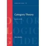 Category Theory by Steve Awodey
