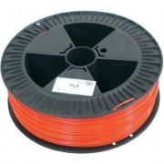 3D nyomtató szál German RepRap 100083 PLA műanyag 3 mm Közlekedési piros 2.1 kg (1008302)