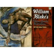 William Blake's Divine Comedy Illustrations by William Blake