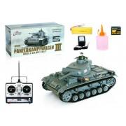 Tanc Panzer III fum 1:16