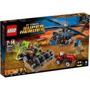Super Heroes Batman scarecrow zaait angst 76054