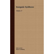 Inorganic Syntheses: v. 27 by Alvin P. Ginsberg