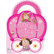 My Princess Sticker Activity Purse by Thomas Nelson