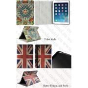 Apple iPad Air (калъф кожен - Smart style) 'Color style'