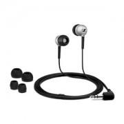 Sennheiser CX 300 - слушалки за iPhone, iPod, iPad и мобилни устройства (сребрист)