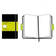 Moleskine - Blanko Notizbuch Large, Hardcover, schwarz