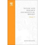 Progress in Nucleic Acid Research and Molecular Biology: Volume 71 by Kivie Moldave