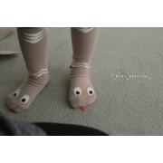 Mini Dressing Snake kneesocks