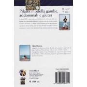 Elika DVD Pilates modella gambe, addominali e glutei