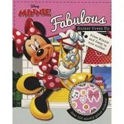 Disney Minnie Mouse Fabulous Sticker Dress Up