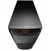Aerocool V3X Advance Evil Black Edition - Midi-Tower Black/Orange