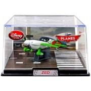 Disney / Pixar PLANES Exclusive 1:43 Die Cast Plane In Plastic Case Zed