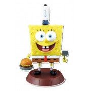 Spongebob Squarepants Krusty Crab Uniform 3D Jigsaw Puzzle