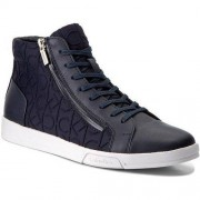 Calvin Sneakersy CALVIN KLEIN BLACK LABEL - Berke F0440 Dark Navy