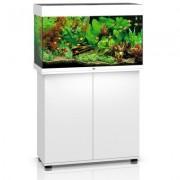 Juwel Rio 125 SBX akvárium se skříňkou - tmavé dřevo