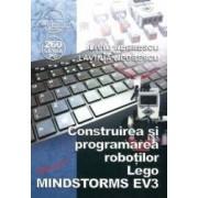 Construirea si programartea robotilor lego mindstorms Ev3 - Liviu Negrescu