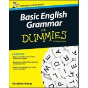 Basic English Grammar For Dummies by Geraldine Woods