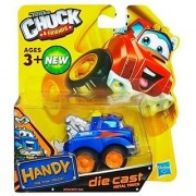 Tonka Chuck & Friends ~ Handy The Tow Truck ~ Die Cast Metal Truck