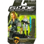 G.I. Joe Rise of Cobra Movie Figure Courtney Cover Girl Krieger (Special Weapons Officer)