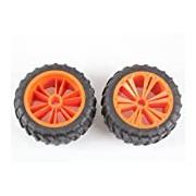 Revell 2-Wheels Big Monster (Orange)