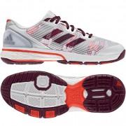 adidas Damen-Handballschuh STABIL BOOST 20Y W - ftwr white/maroon/ener