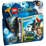 Lego Legends of Chima Speedorz 70110 - La Torre Suprema