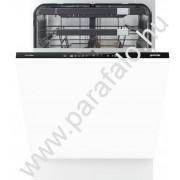 GORENJE GV 68260 Teljesen beépíthetõ mosogatógép