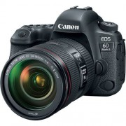 Canon eos 6d mark ii + 24-105mm f/4l is ii usm - 2 anni di garanzia