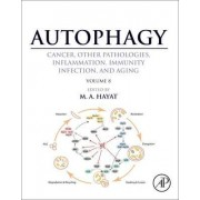 Autophagy: Cancer, Other Pathologies, Inflammation, Immunity, Infection, and Aging: Human Diseases Volume 8 by M. A. Hayat