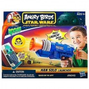 Angry Birds Star Wars - Han Solo Koosh Ball Launcher
